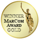 Winner, MarCom Gold for brochure copywriting
